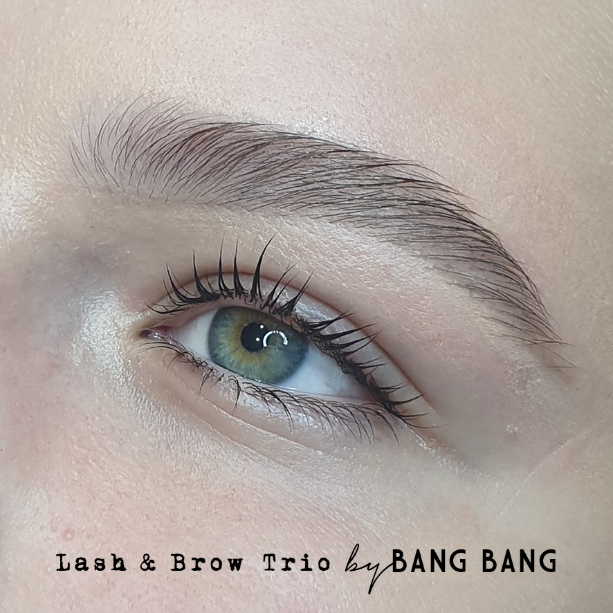 Brow Bar and Cosmetic Tattoo Coolanagatta - Lash & Brow Trio