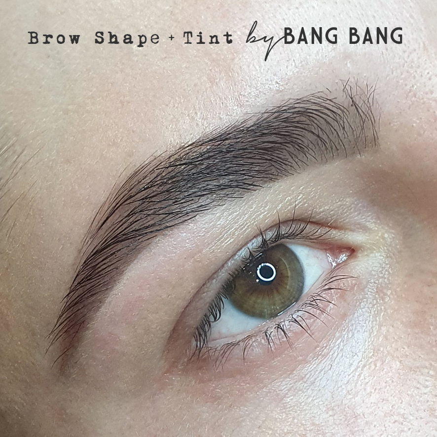 Brow Bar and Cosmetic Tattoo Coolangatta - Brow Shape & Tint
